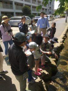 黒川清流公園で事業を開催しました。